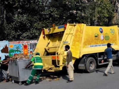 پنجاب کمپنیز سکینڈل، 7ویسٹ مینجمنٹ کمپنیوں کے چیئرمین فارغ