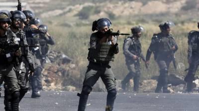 اسرائیلی افواج کی فائرنگ، 2 فلسطینی نوجوان شہید، 300 سے زائد زخمی