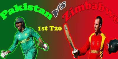 سہ فریقی سیریز : پاکستانی کرکٹ ٹیم افتتاحی میچ میں کل زمبابوے کے مدمقابل