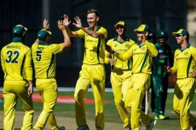سہ ملکی ٹی 20سیریز:آسٹریلیا نے پاکستان کو 9وکٹ سے شکست دیدی