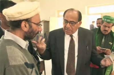 زلفی بخاری نے اپنے سُسر کو پی ٹی آئی میں شمولیت کیلئے راضی کر لیا