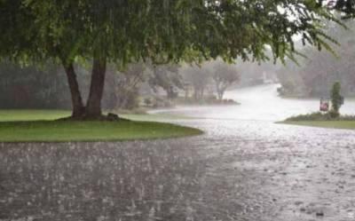 حالیہ بارشوں کا سلسلہ جمعہ تک جاری رہے گا، محکمہ موسمیات