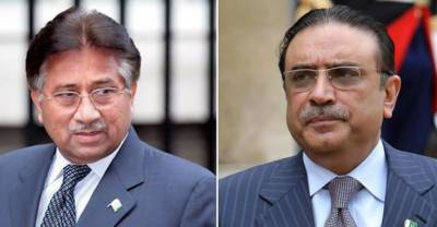 پرویز مشرف اور آصف زرداری کے بیرون ملک اثاثوں کی تفصیلات طلب