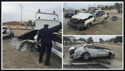 ڈاکٹریٹ کی ڈگری حاصل کر نیواالا سعودی نوجوان حادثے میں جاں بحق