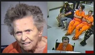 امریکا میں 92 سالہ ماں نے 72 سالہ بیٹے کو قتل کر دیا