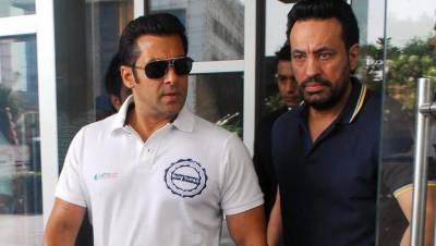سلمان خان کا اپنے باڈی گارڈ کے بیٹے کو فلم انڈسٹری میں ڈیبیو کرانے کا فیصلہ
