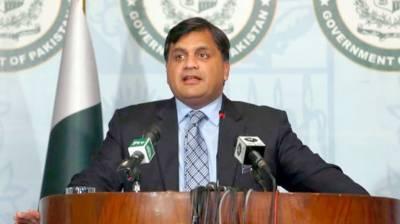 'طالبان کو مذاکرات کی میز پر لانا صرف پاکستان کی ہی ذمہ داری نہیں'