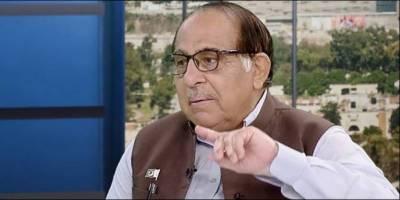 مسلم لیگ (ن) کے سینئر رہنما ظفرعلی شاہ تحریک انصاف میں شامل