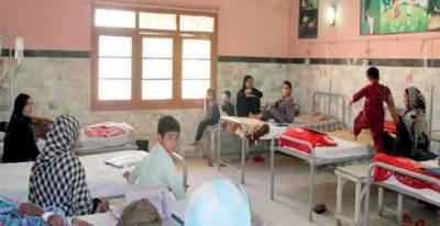 پاکستان میں ٹائیفائیڈ کینئی قسم نے شہریوں کی زندگی عذاب بنا دی