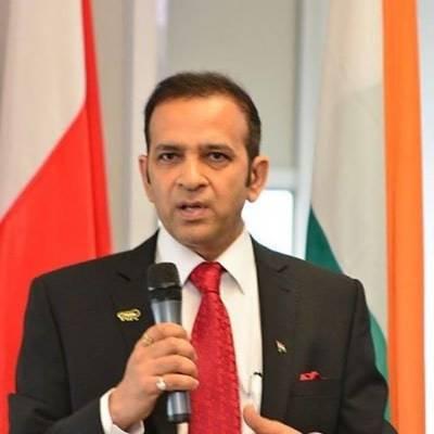 امید ہے انتخابات کے بعد پاک بھارت تعلقات بہتر ہوں گے، بھارتی ہائی کمشنر