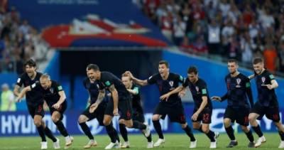 فٹ بال ورلڈ کپ ،کروشیا میزبان روس کو ہرا کر سیمی فائنل میں پہنچ گیا