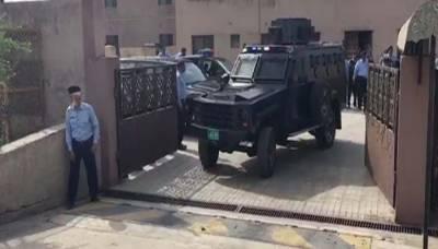 سزا یافتہ کیپٹن (ر) صفدر کو اڈیالہ جیل بھیج دیا گیا