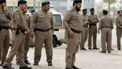سعودی عرب، چیک پوسٹ پر دہشت گردوں کا حملہ، جوابی کارروائی میں 2 ہلاک