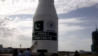 پاکستان نے جی پی ایس اور جی آئی ایس سے مزین 2 سیٹلائٹس لانچ کر دیئے