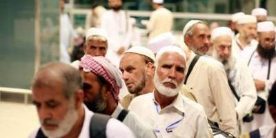 وزارت حج ومذہبی امور کی جانب سے حج پروازوں کا شیڈول جاری