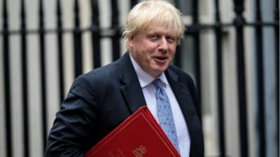 وزیراعظم سے اختلافات پر برطانوی وزیر خارجہ مستعفیٰ