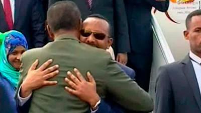 اریٹیریا اور ایتھوپیا کا سالوں پر محیط جنگ ختم کرنے کااعلان