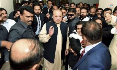 پنجاب حکومت نے نواز شریف کا استقبال روکنے کا فیصلہ کر لیا