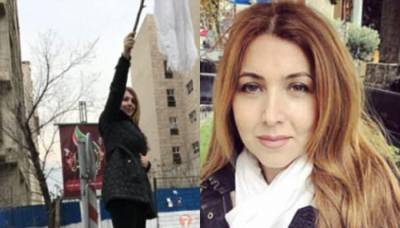 اسکارف کی بے حرمتی، ایرانی خاتون کو 20 سال قید کی سزا