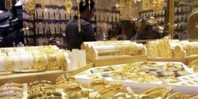 سونے کی تولہ قیمت 400 روپے گر کر59ہزار 100 رہ گئی