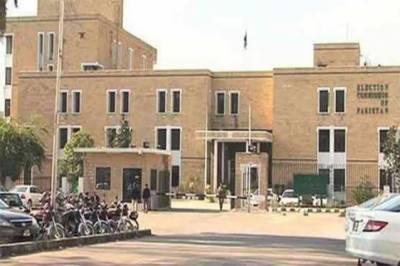 الیکشن کمیشن نے عام انتخابات کے لئے 25جولائی کو عام تعطیل کا اعلان کر دیا