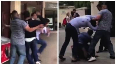 لندن: مظاہرین سے جھگڑا، مریم اور حسین نواز کے بیٹے گرفتار