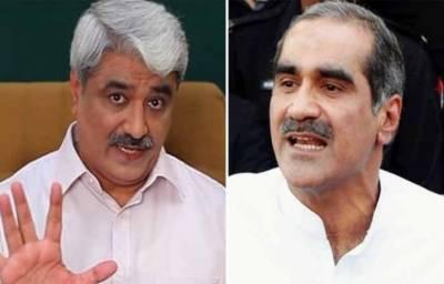 سعد رفیق سمیت دیگر رہنماؤں کی نظر بندی کے احکامات جاری کر دیئے گئے