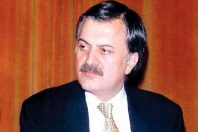ہمایوں اختر خان کا پاکستان تحریک انصاف میں شمولیت کا اعلان