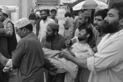 مستونگ دھماکے میں شہدا کی تعداد 129 ہو گئی