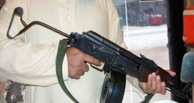 حکومت سندھ نے صوبے بھر میں اسلحہ لیکرچلنے پر پابندی عائد کردی