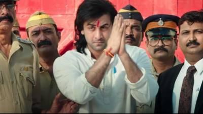 سنجے دت کی زندگی پر بننے والی فلم 'سنجو'300 کروڑ کلب میں شامل