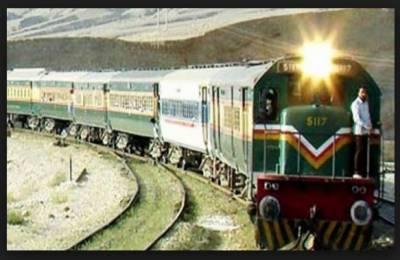 پاکستان ریلویز نے پانچ برسوں کے دوران کارکردگی اور آمدن کے نئے ریکارڈ قائم کیے