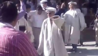 چیف جسٹس کا ہنزہ ویلی میں شہریوں کے ساتھ روایتی رقص