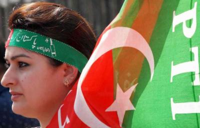 پی ٹی آئی کی خاتون رہنما شوہرسمیت الیکشن کے لیے نااہل قرار