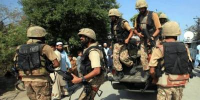 پنجاب میں 5 دہشت گرد اور انکے سہولت کار گرفتار