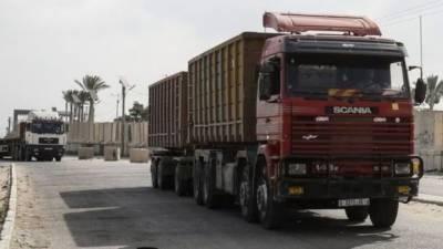 اسرائیل نے غزہ تک ایندھن کی ترسیل بند کر دی