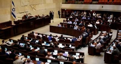اسرائیلی پارلیمنٹ نے وزیراعظم سے جنگی اختیارات چھین لیے