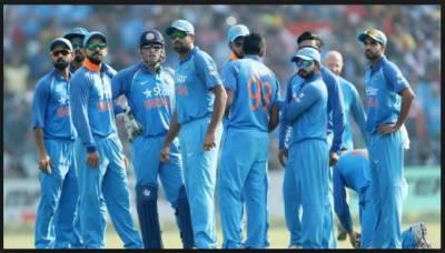 بھارتی ٹیم کے مسلسل 9 سیریز میں جیتنے کا سلسلہ ٹوٹ گیا