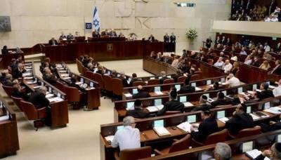 اسرائیلی پارلیمنٹ نے 'یہودیوں کی قومی ریاست' کا متنازع بل منظور کر لیا