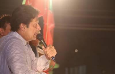 ابرار الحق کے بعد عمران خان کو بھی کرنٹ لگ گیا