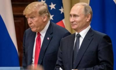 ٹرمپ نے پیوٹن کو دورہ امریکہ کی دعوت دے دی