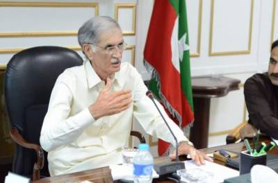 'پرویز خٹک کے جیتنے کے باوجود کامیابی کا نوٹیفکیشن جاری نہیں کیا جائے گا'