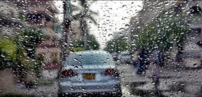 آئندہ چوبیس گھنٹوں میں مختلف علاقوں میں بارش کا امکان ہے ،محکمہ موسمیات