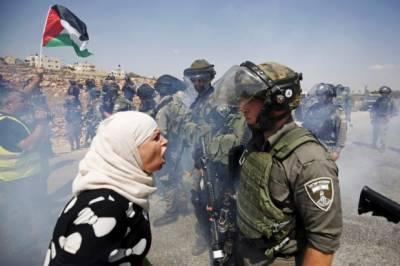 فلسطین میں صورتحال معمول پر لانے کیلئے جنگ بندی کا اعلان