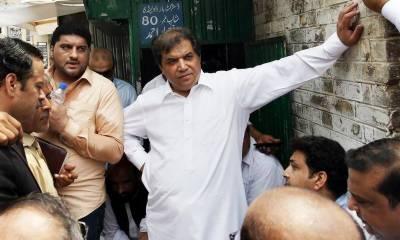 انتخابات سے ایک دن پہلے اڈیالہ جیل سے حنیف عباسی کا بڑا پیغام آگیا