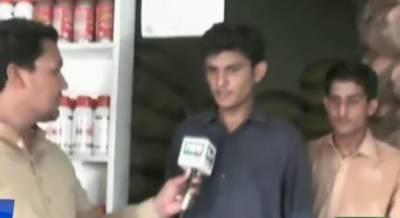 صادق آباد کے 'شریف برادران' نے بھی ووٹ کاسٹ کردیا