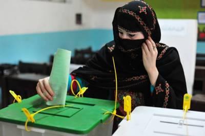 ٹوبہ ٹیک سنگھ کے گاؤں دیوی داس پور میں کسی خاتون نے ووٹ نہیں ڈالا
