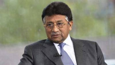 جنرل (ر) پرویز مشرف کا بھارتی میڈیا پر عمران خان کا دفاع