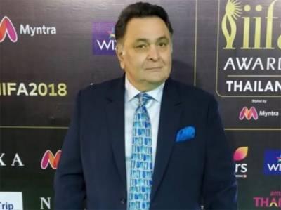 پاک بھارت تعلقات، رشی کپور نے عمران خان کے موقف کی حمایت کردی