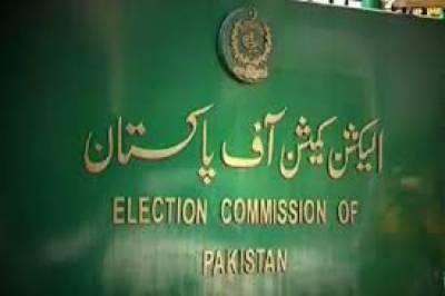 الیکشن کمیشن نے قومی اسمبلی کے 261 حلقوں کے نتائج جاری کر دیئے